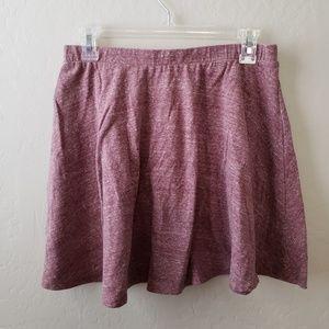 Mossimo pink circle skirt